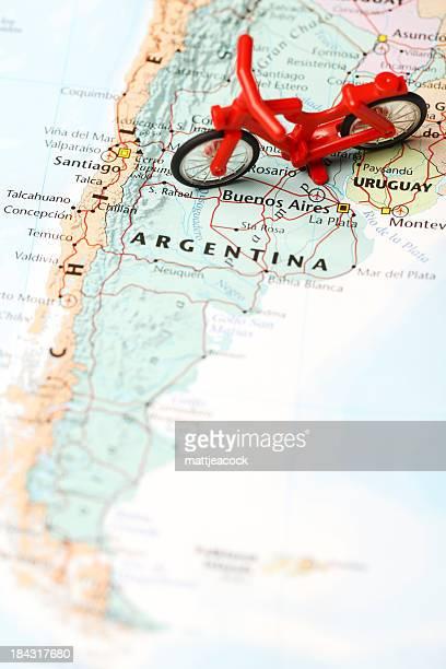 Bike ride - Argentina