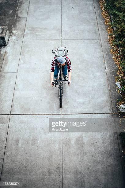 Bici Rider Overhead