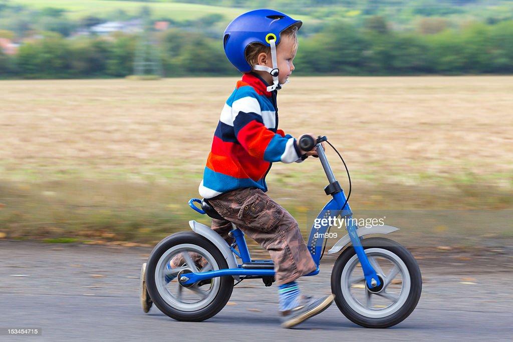 Bike rider : Stock Photo