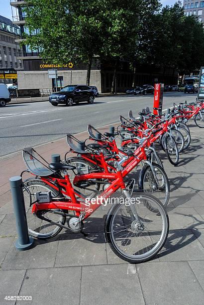Partage de vélo