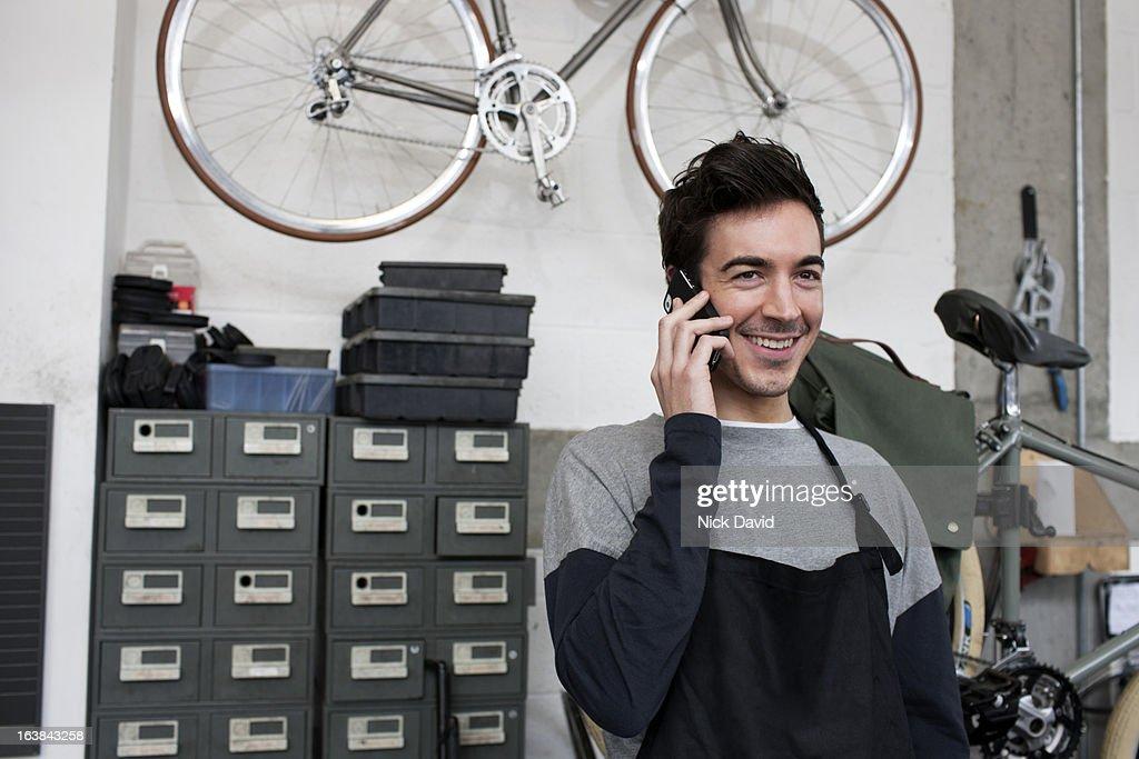 Bike shop : Stock Photo