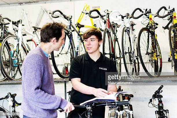 Fahrrad shop reccomendations