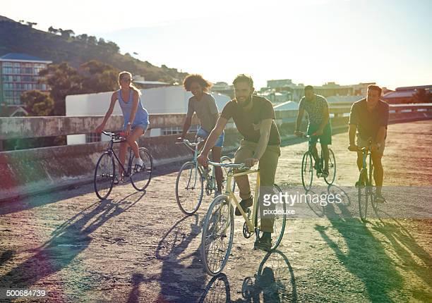 Le vélo pour travailler, vous divertir, demain et dès aujourd'hui !