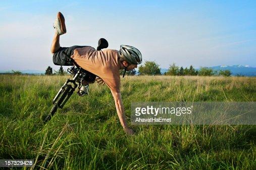 Biker Crash