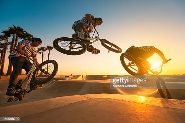 BMX バイク