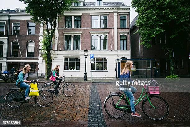 Bikers at Utrecht