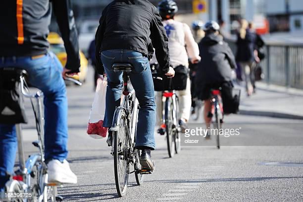 自転車の交通