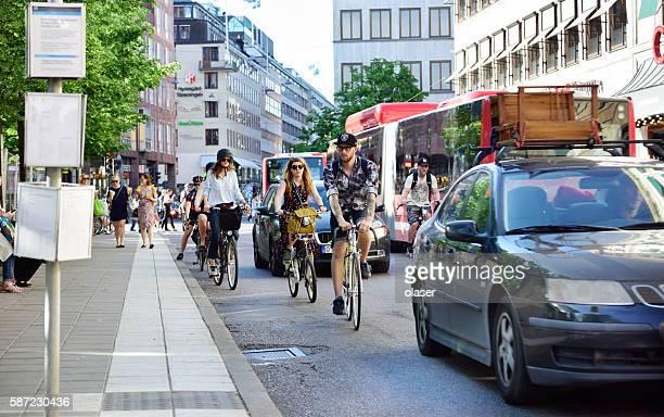Vélos de circulation