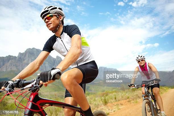 Radfahren Kurzurlaub zum Entspannen