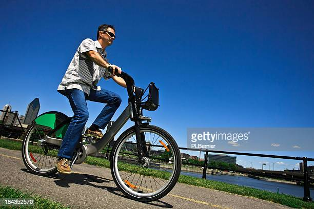 Le vélo pour travailler dans la ville