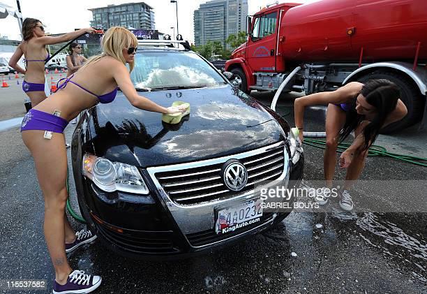 Bikini Car Wash Los Angeles Ca