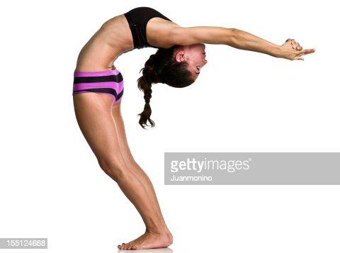 Bikram pose, Back bend compression of spine