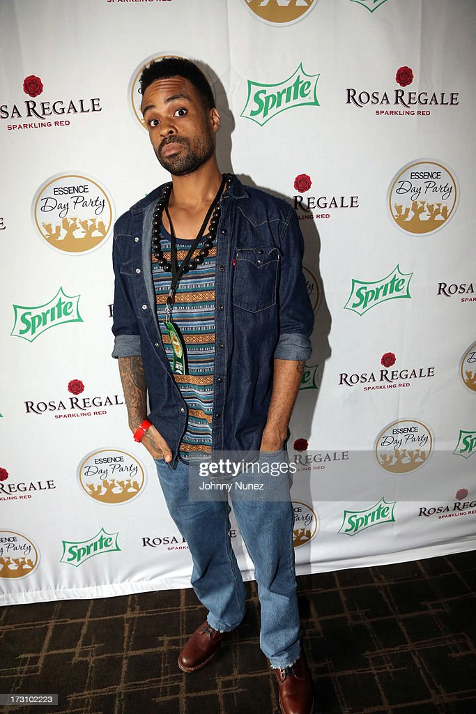 Bilal attends the Essence Day party at the W New Orleans on July 6, 2013 in New Orleans, Louisiana.