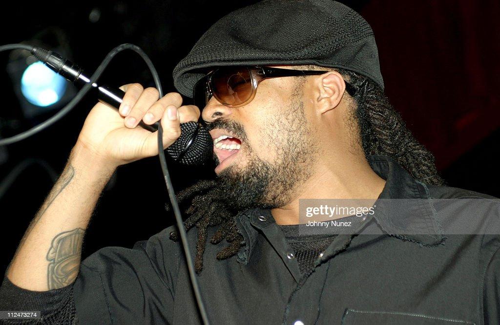 MBK Presents R&B Live featuring Bilal and Jaguar Wright - October 6, 2003