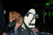 Bile during Bile in Concert at Limelight 1995 at Limelight in New York City New York United States