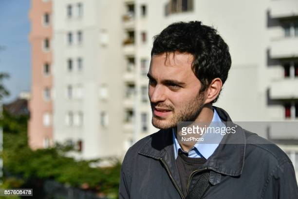 Bilel ben Kahlal brother of Yacine Ben Kahlal and his lawyer Maitre Levy had an appointment with the Republic's procurator of the court of Bobigny...