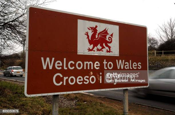 A bilingual road sign at ChepstowThe Welsh Assembly have unveiled a longawaited bid to Parliament for powers over the Welsh language PRESS...
