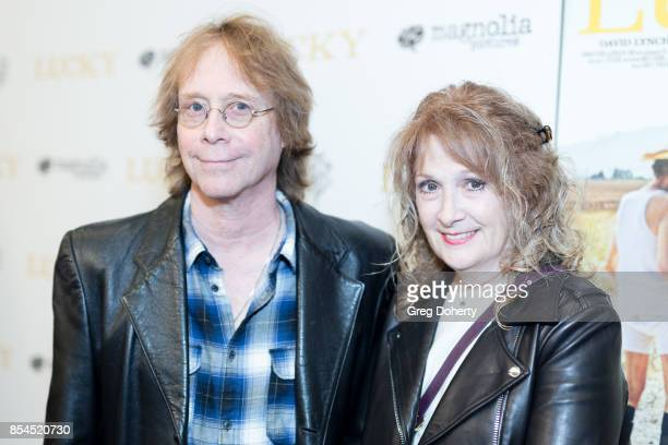 Bill and Eileen Mumy attend the premiere of Magnolia Pictures' 'Lucky' at Linwood Dunn Theater on September 26 2017 in Los Angeles California