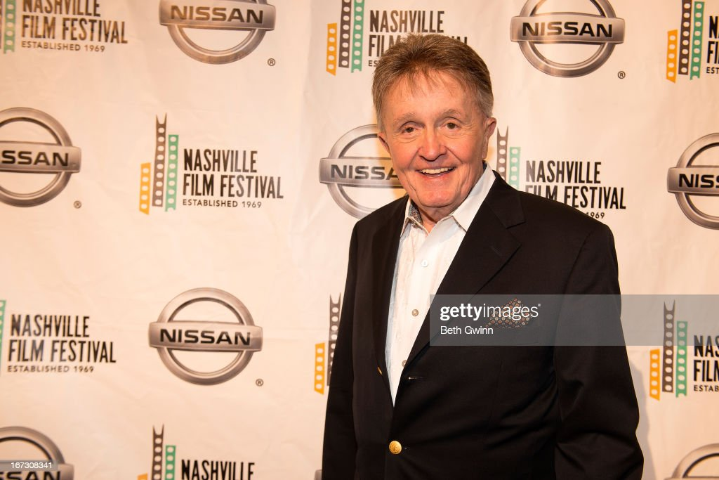 <a gi-track='captionPersonalityLinkClicked' href=/galleries/search?phrase=Bill+Anderson&family=editorial&specificpeople=4291646 ng-click='$event.stopPropagation()'>Bill Anderson</a> attends the 2013 Nashville film festival at Green Hills Regal Theater on April 22, 2013 in Nashville, Tennessee.
