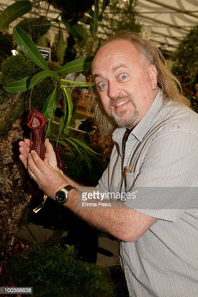 Bill Bailey attends the Press VIP preview at The Chelsea Flower Show at Royal Hospital Chelsea on May 24 2010 in London England
