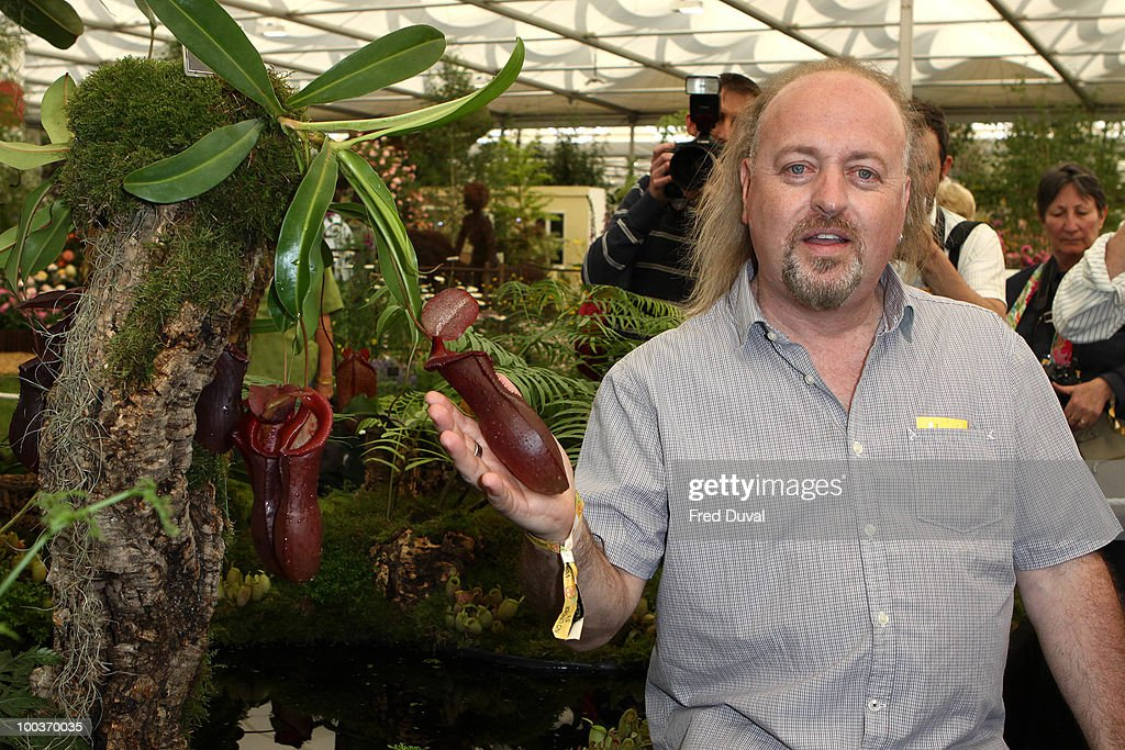 Bill Bailey attends the Press & VIP preview of The Chelsea Flower Show at Royal Hospital Chelsea on May 24, 2010 in London, England.