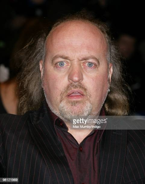Bill Bailey attends the World Film Premiere of Nanny McPhee and the Big Bang at Odeon Leicester Square on March 24 2010 in London England