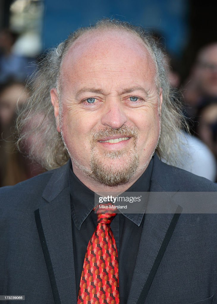Bill Bailey attends the World Premiere of 'The World's End' at Empire Leicester Square on July 10, 2013 in London, England.