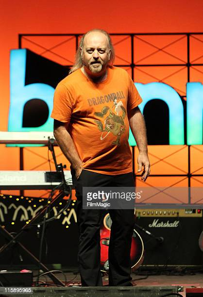 Bill Bailey on stage during Bonnaroo 2011 at The Comedy Theatre on June 11 2011 in Manchester Tennessee