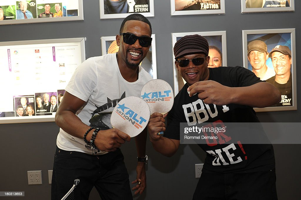 <a gi-track='captionPersonalityLinkClicked' href=/galleries/search?phrase=Bill+Bellamy&family=editorial&specificpeople=241222 ng-click='$event.stopPropagation()'>Bill Bellamy</a> (L) and <a gi-track='captionPersonalityLinkClicked' href=/galleries/search?phrase=Sway+Calloway&family=editorial&specificpeople=214641 ng-click='$event.stopPropagation()'>Sway Calloway</a> visits SiriusXM Studios on September 11, 2013 in New York City.