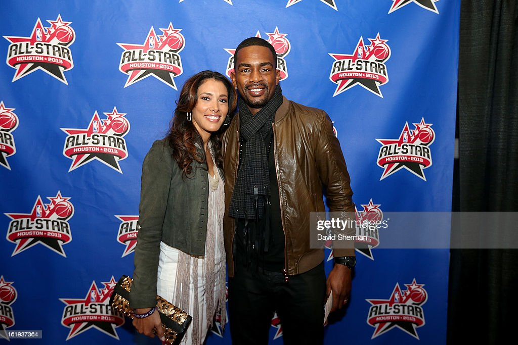 Bill Bellamy poses on the All-Star Red Carpet prior to the 2013 NBA All-Star Game presented by Kia Motors on February 17, 2013 at the Toyota Center in Houston, Texas.
