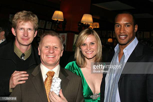 Bill Brochtrup Gordon Clapp Bonnie Somerville and Henry Simmons