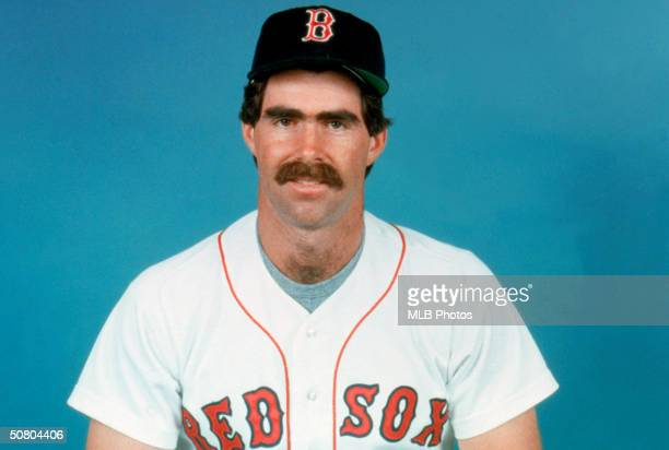Bill Buckner of the Boston Red Sox poses for a portrait Buckner played for the Sox from 198487 and again in 1990