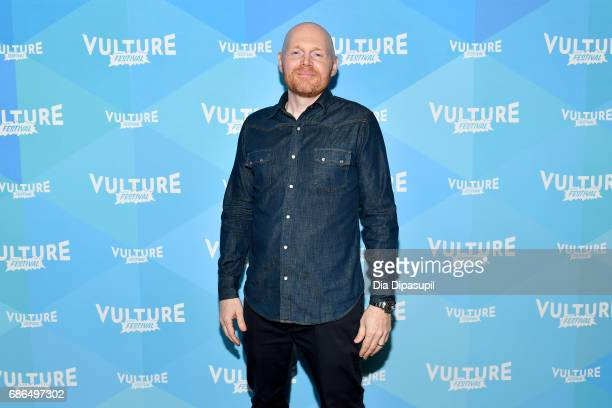 Bill Burr attends the 2017 Vulture Festival at Milk Studios on May 21 2017 in New York City