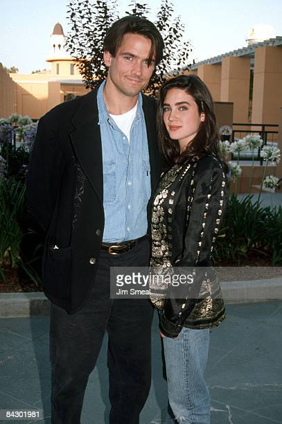 Bill Campbell and Jennifer Connelly