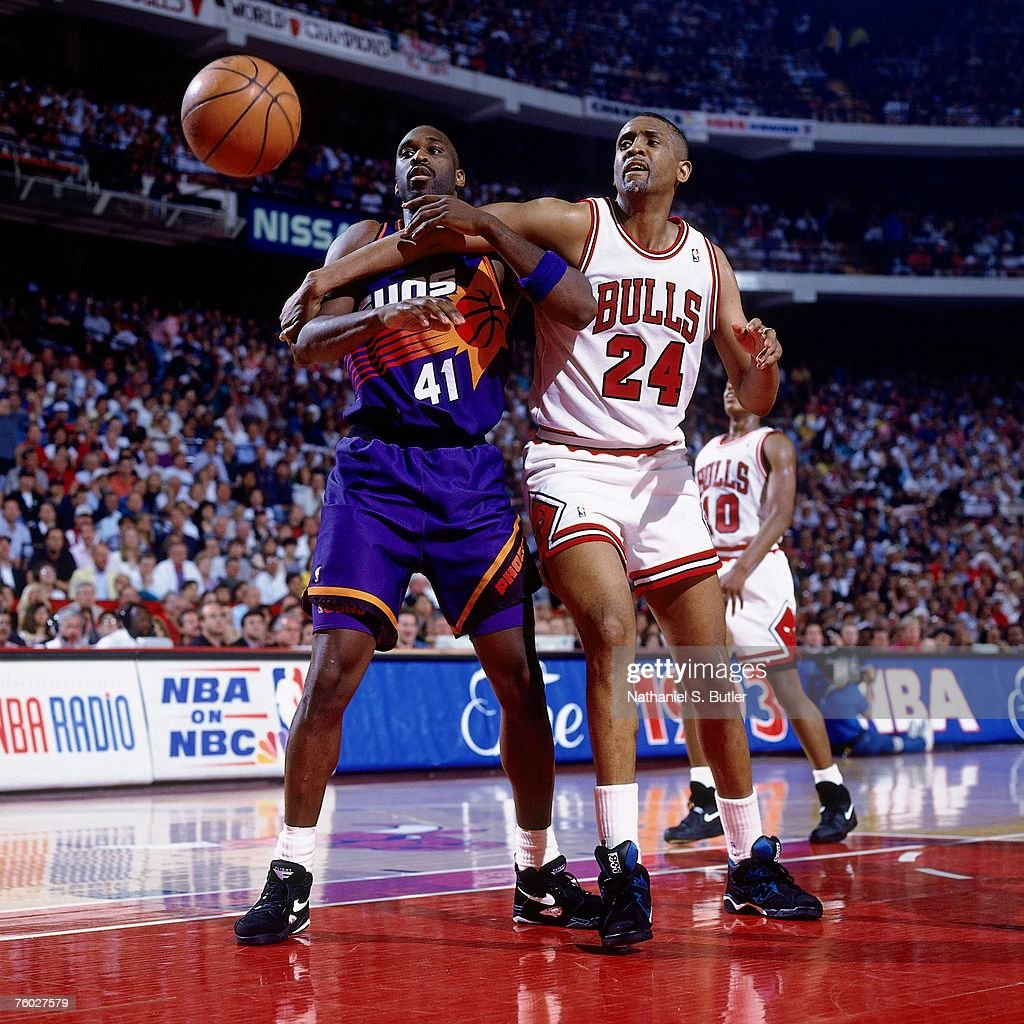 1993 NBA Finals Game 3 Phoenix Suns vs Chicago Bulls