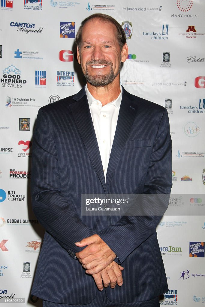 Bill Cohwer attends Cantor Fitzgerald And BGC Partners Annual Charity Day at Cantor Fitzgerald on September 11, 2013 in New York City.