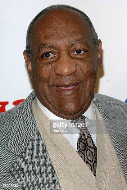 Bill Cosby arrives at the Esquie Magazine and Village Academies event honoring Bill Cosby at Esquire North November 19 2007 in New York City