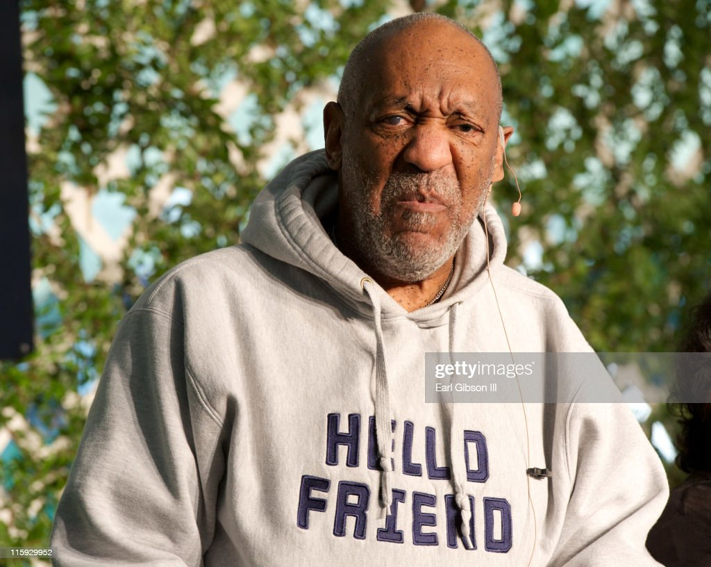 <a gi-track='captionPersonalityLinkClicked' href=/galleries/search?phrase=Bill+Cosby&family=editorial&specificpeople=206281 ng-click='$event.stopPropagation()'>Bill Cosby</a> at the 33rd Annual Playboy Jazz Festival Artist Line-Up announcement at The Playboy Mansion on February 10, 2011 in Beverly Hills, California.