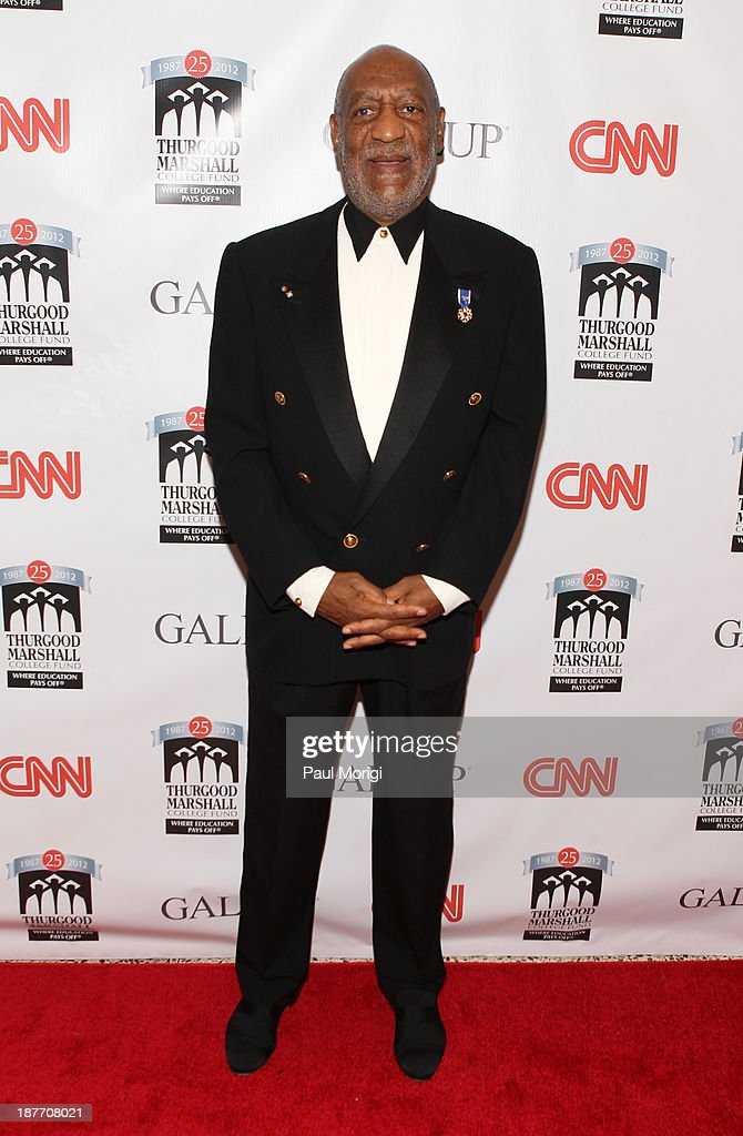 <a gi-track='captionPersonalityLinkClicked' href=/galleries/search?phrase=Bill+Cosby&family=editorial&specificpeople=206281 ng-click='$event.stopPropagation()'>Bill Cosby</a> attends the Thurgood Marshall College Fund 25th Awards Gala on November 11, 2013 in Washington City.