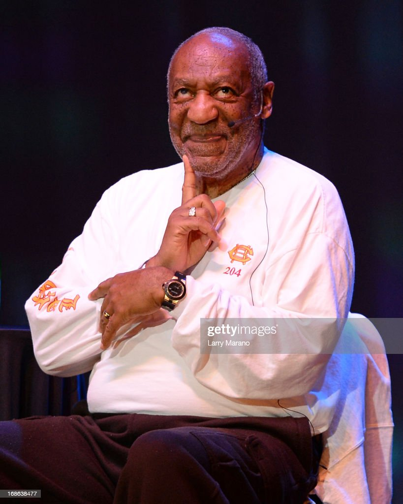 <a gi-track='captionPersonalityLinkClicked' href=/galleries/search?phrase=Bill+Cosby&family=editorial&specificpeople=206281 ng-click='$event.stopPropagation()'>Bill Cosby</a> performs at Hard Rock Live! in the Seminole Hard Rock Hotel & Casino on May 12, 2013 in Hollywood, Florida.