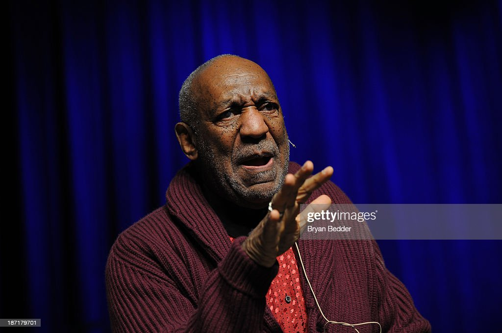 <a gi-track='captionPersonalityLinkClicked' href=/galleries/search?phrase=Bill+Cosby&family=editorial&specificpeople=206281 ng-click='$event.stopPropagation()'>Bill Cosby</a> performs at The New York Comedy Festival And The Bob Woodruff Foundation Present The 7th Annual Stand Up For Heroes Event at The Theater at Madison Square Garden on November 6, 2013 in New York City.