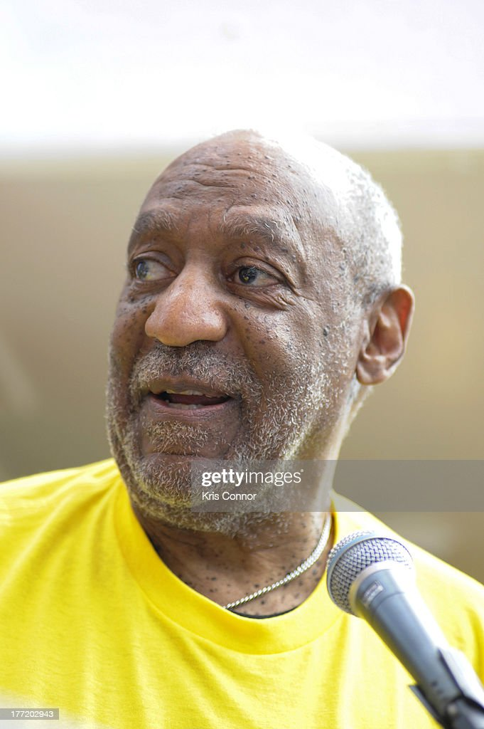 Bill Cosby speaks during the 55th Anniversary of Ben's Chili Bowl on August 22, 2013 in Washington, DC.