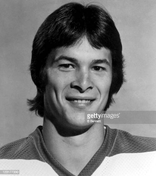 Bill Davis of the Winnipeg Jets poses for a portrait in September 1978 in Winnipeg Manitoba Canada