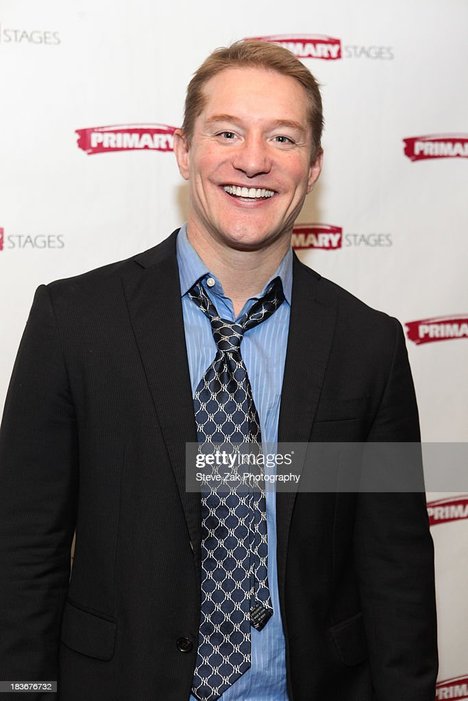 Bill Dawes attends the after party for the opening night of the 'Bronx Bombers' at West Bank Cafe on October 8, 2013 in New York City.