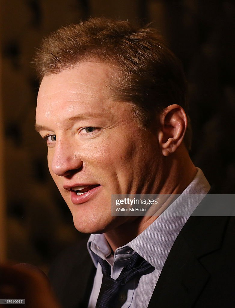Bill Dawes attends the opening night after party for 'Bronx Bombers' on Broadway at The Edison Ballroom on February 6, 2014 in New York City.