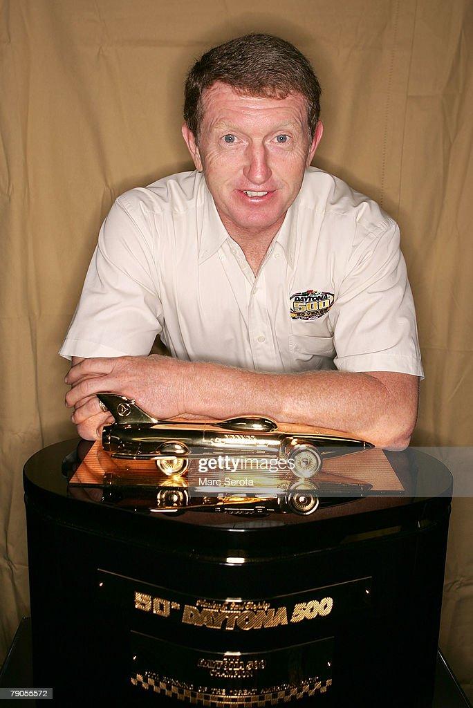 Daytona 500 Winners Portrait Shoot