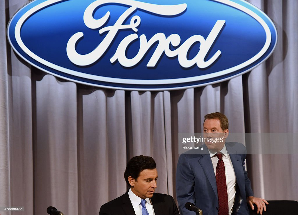 Mark Fields Ford Motor Company Biography