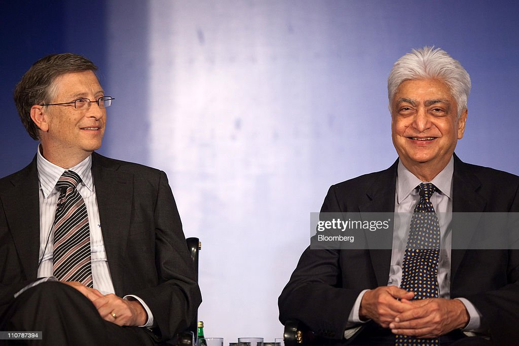 Warren Buffett & Bill Gates News Conference