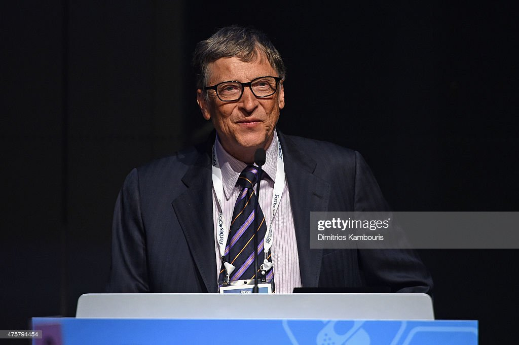 <a gi-track='captionPersonalityLinkClicked' href=/galleries/search?phrase=Bill+Gates&family=editorial&specificpeople=202049 ng-click='$event.stopPropagation()'>Bill Gates</a> speaks during the Forbes' 2015 Philanthropy Summit Awards Dinner on June 3, 2015 in New York City.
