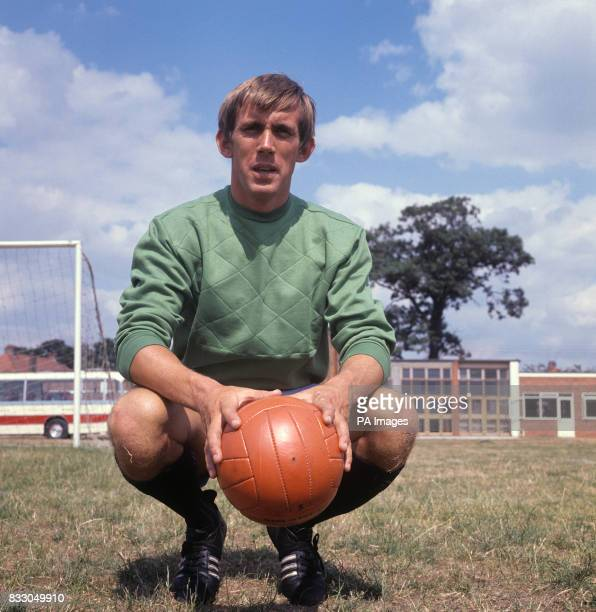 Bill Glazier Coventry City Goalkeeper